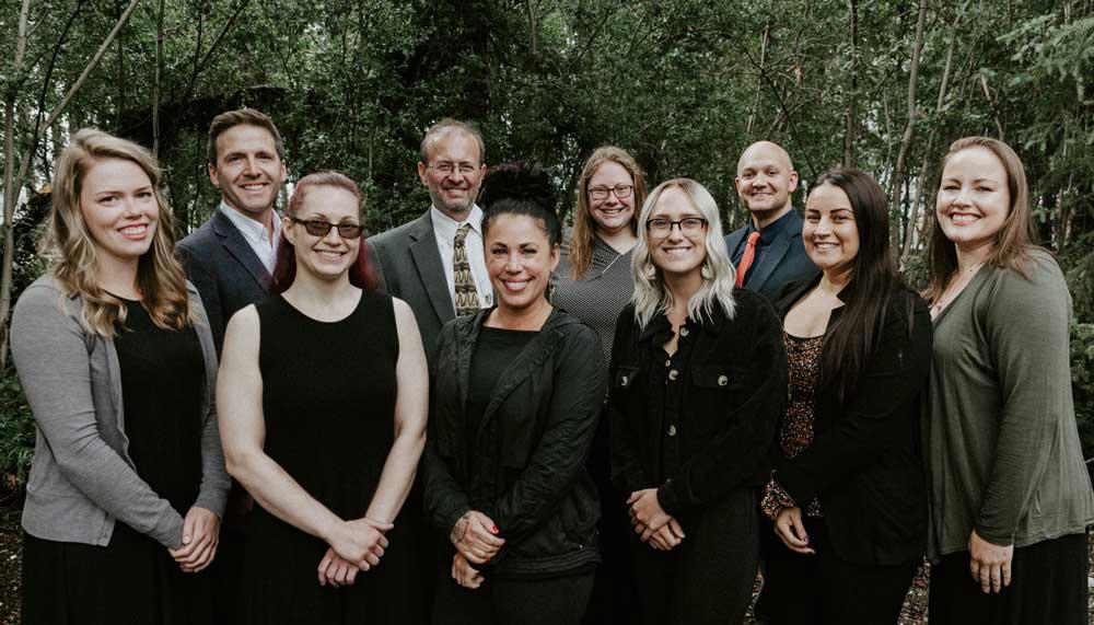 Jason Weiner & Associates Group Picture